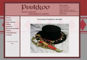Puukkoo - Vaasan yliopiston eteläpohjalainen osakunta
